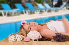 Relaxing Stock Photography