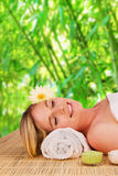 Relaxing Royalty Free Stock Images