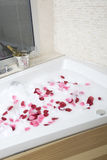 A relaxing bath Royalty Free Stock Images