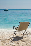 Relaxing by the beach Stock Photography