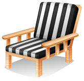 A relaxing chair Royalty Free Stock Images