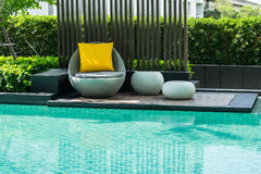 Relaxing chairs Royalty Free Stock Photo