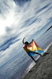 Relaxing dance stock images