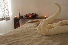 Relaxing modern bedroom