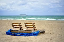 Relaxing Place Royalty Free Stock Photography