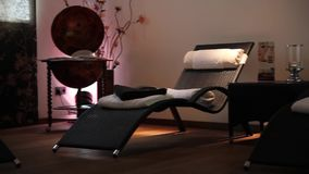 Video: Relaxing room in sauna spa