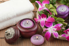 Relaxing spa treatment (1) Stock Photos