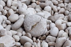Relaxing stone Royalty Free Stock Images