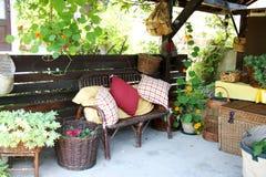 Relaxing summer Stock Photo