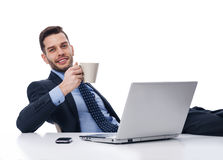 Relaxing time Royalty Free Stock Image