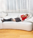 Relaxing time Royalty Free Stock Photos