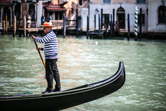 Relaxing Travel in Venice Royalty Free Stock Photos
