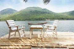 Relaxing in Tropics Stock Photos