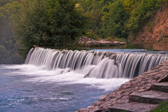 Relaxing Waterfall Stock Images