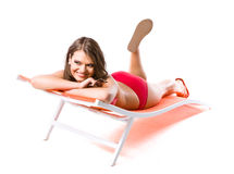 Relaxing, Well Being Royalty Free Stock Images