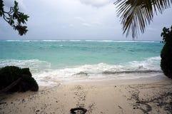 Relaxtion durch den Strand Lizenzfreies Stockbild