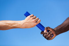 Free Relay Baton Stock Photography - 28938372