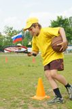 Relay race Stock Photos