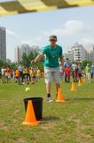 Relay race Royalty Free Stock Images