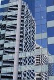 Relections del edificio Imagen de archivo libre de regalías