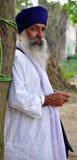 Relegious sikh sant Stock Photo