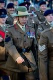 Relembrança 2018 de Sandhurst imagens de stock royalty free