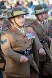 Relembrança 2018 de Sandhurst imagem de stock royalty free