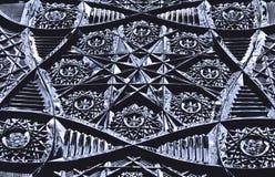Relevo crystallic abstrato Imagem de Stock