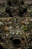 Relevo de Bali, Indonésia Imagem de Stock