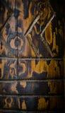 Relevo de madeira Fotografia de Stock Royalty Free