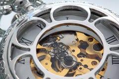 Relógio de bolso antigo. Foto de Stock