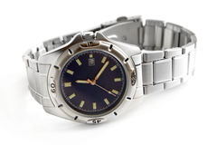 Relógio de pulso Fotografia de Stock
