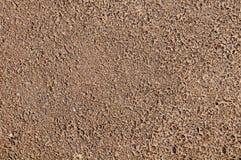 In reliëf gemaakt bruin asfalt stock foto