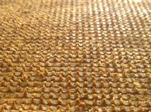In reliëf gemaakte textuur van oranje tonen Royalty-vrije Stock Foto