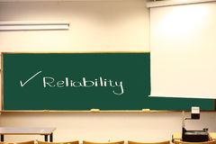 Reliability Stock Photos