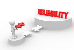 Reliability Royalty Free Stock Images