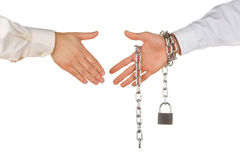 Reliable agreement stock images