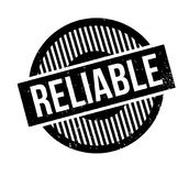 Reliable rubber stamp Royalty Free Stock Photography