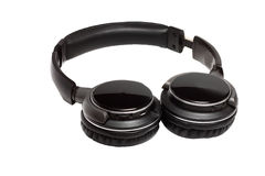 Reliable wireless headphones open type Royalty Free Stock Image