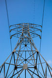 Reliance power transmission tower 110kV Royalty Free Stock Photography