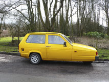 Reliant Robin car Stock Photos