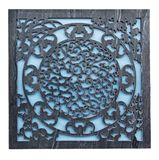 Relief Adornment picture stone material craft Royalty Free Stock Photography