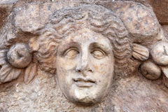 Relief of Aphrodisias Stock Photography