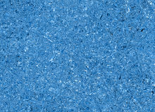Relief blue crystal backgrounds Stock Photography