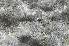 Relief cement wall background Royalty Free Stock Image