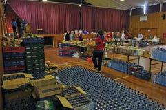 Relief efforts Stock Photos