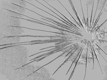 Relief explosion, Relief cracked glass,. Broken glass, Relief explosion, Relief cracked glass Royalty Free Stock Image
