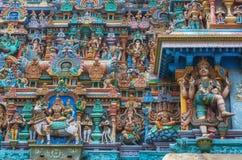 Meenakshi Temple in Madurai, India Stock Photography