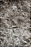 Relief of the rock Stock Photos