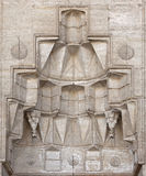 Relief in Selimiye Mosque Stock Photography
